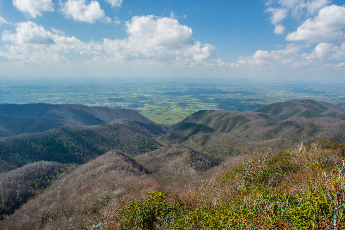 HIKING THE APPALACHIANS AND BEYOND